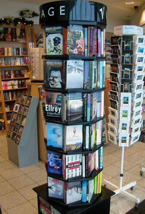 Budapest Airport Bookstore