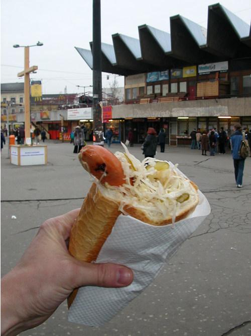 Hot Dog, Magyar Modra