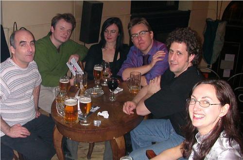 Half Past Beer O'Clock