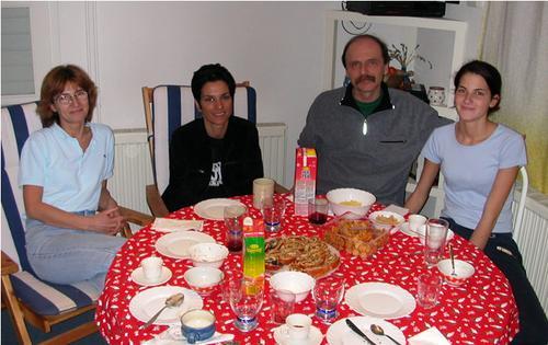 Tibor and Family