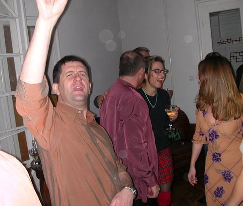 White Men CAN Dance